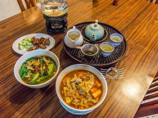 Tea Hall 堂茶茶艺馆 @ Abu Siti Lane, Georgetown, Penang