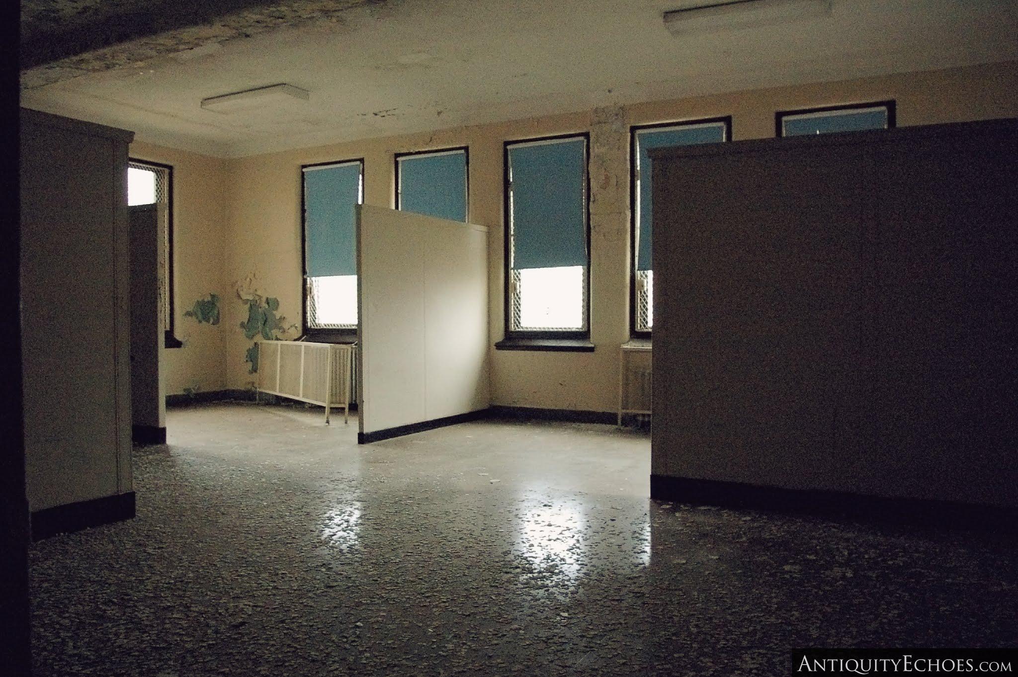 Overbrook Asylum - Segmented Dayroom