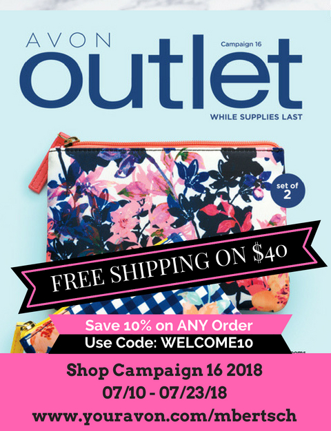 Avon Outlet Sales