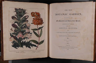 Title page with floral frontispiece