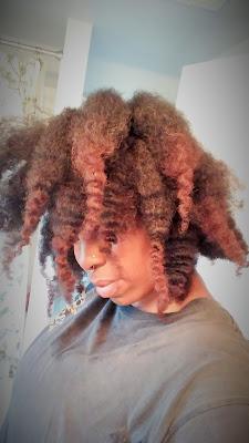 curly halo