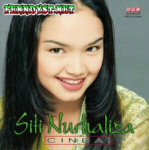 Siti Nurhaliza - Cindai (1997) Album cover