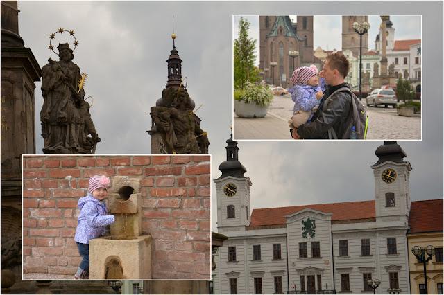 Podróże z trójką dzieci - co warto zobaczyć w Hradec Králové