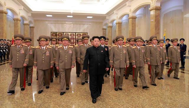 Agentes norte-americanos e sul-coreanos estão planejando matar o líder norte-coreano Kim Jong-un, diz um relatório norte-coreano