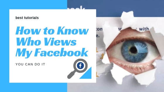 How To Check Who Views Your Facebook Profile<br/>