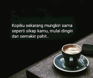 Dari secangkir kopi bisa tercipta beribu kata bijak 100 Kata caption bijak tentang kopi yang romantis dan inspiratif