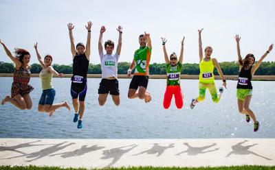 Deporte risa salud y diversión