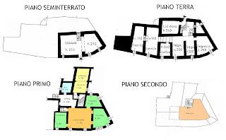 planimetria chiusanico imperia casa vendita rustico