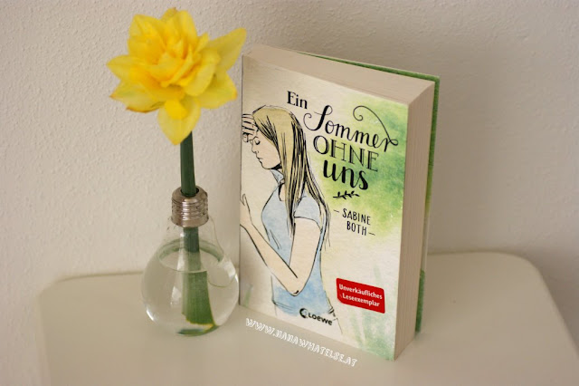 Rezension Ein Sommer ohne uns Sabine Both www.nanawhatelse.at