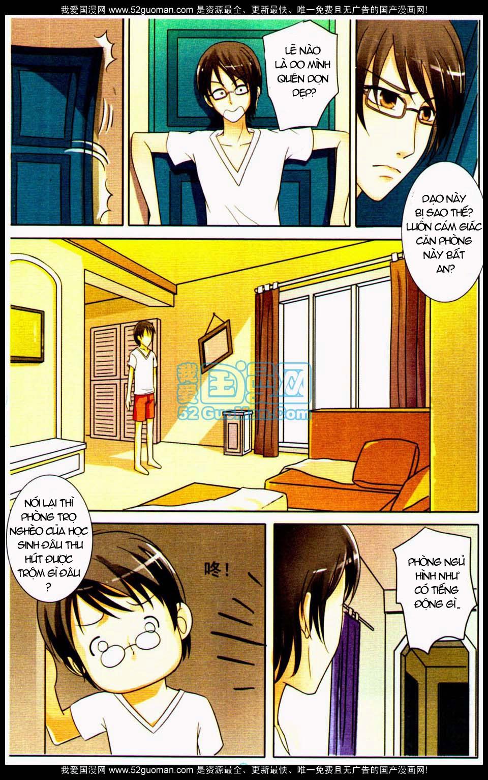 Ngư Tổ Thần Châu Chap 8 - Next Chap 9