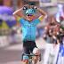 102° Giro d'Italia. Pello Bilbao ha vinto la Tappa 7 del Giro d'Italia, Conti ancora Maglia Rosa