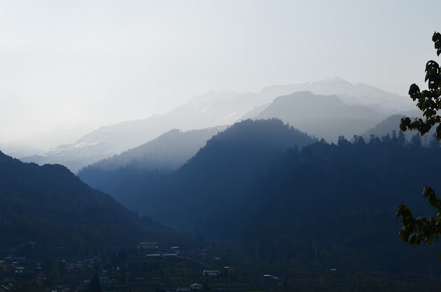 Vivacious Vistas at Lachung, North Sikkim