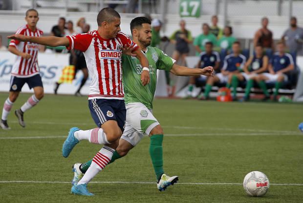 Guadalajara derrota al Energy FC en partido de pretemporada
