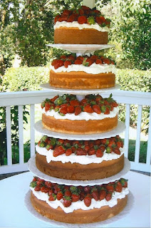 elegant-5-tiers-strawberry-shortcake-wedding-cake