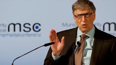 """Bill Gates advierte: """"El bioterrorismo puede matar a más gente"""