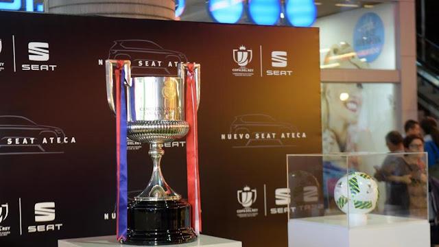 SEAT patrocinará la Copa otra temporada