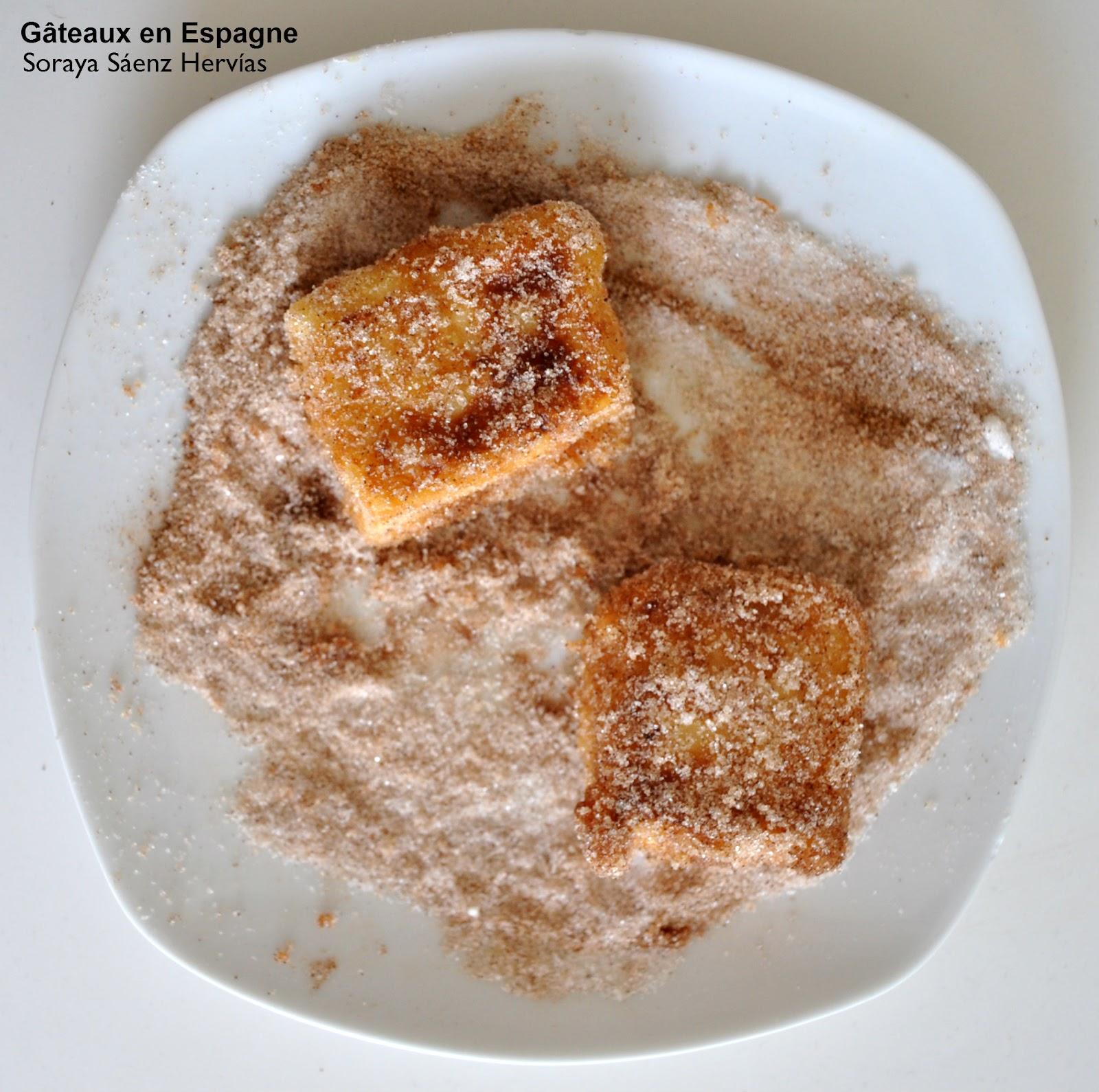 G teaux en espagne recette g teaux au lait et la - Gateau avec du lait et des oeufs ...