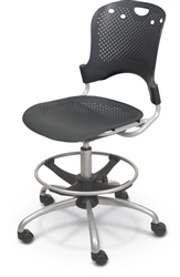 MooreCo Circulation Task Stool