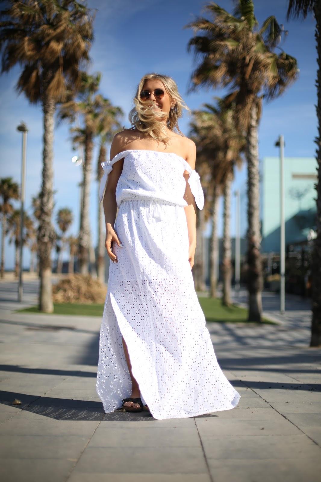 AMALFI MAXI DRESS Pampelone Clothing