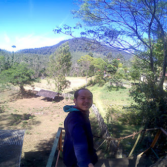 Berkemah di Bukit Tunggul