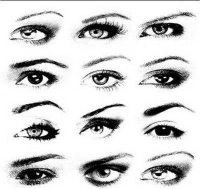 rahsia mata seorang wanita