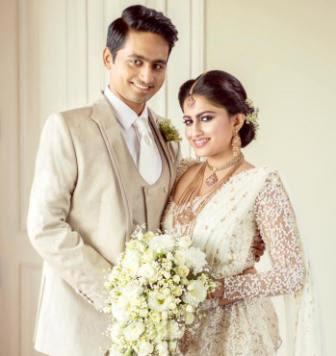 Rakitha rajapaksa wedding Day