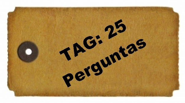 TAG: 25 Perguntas