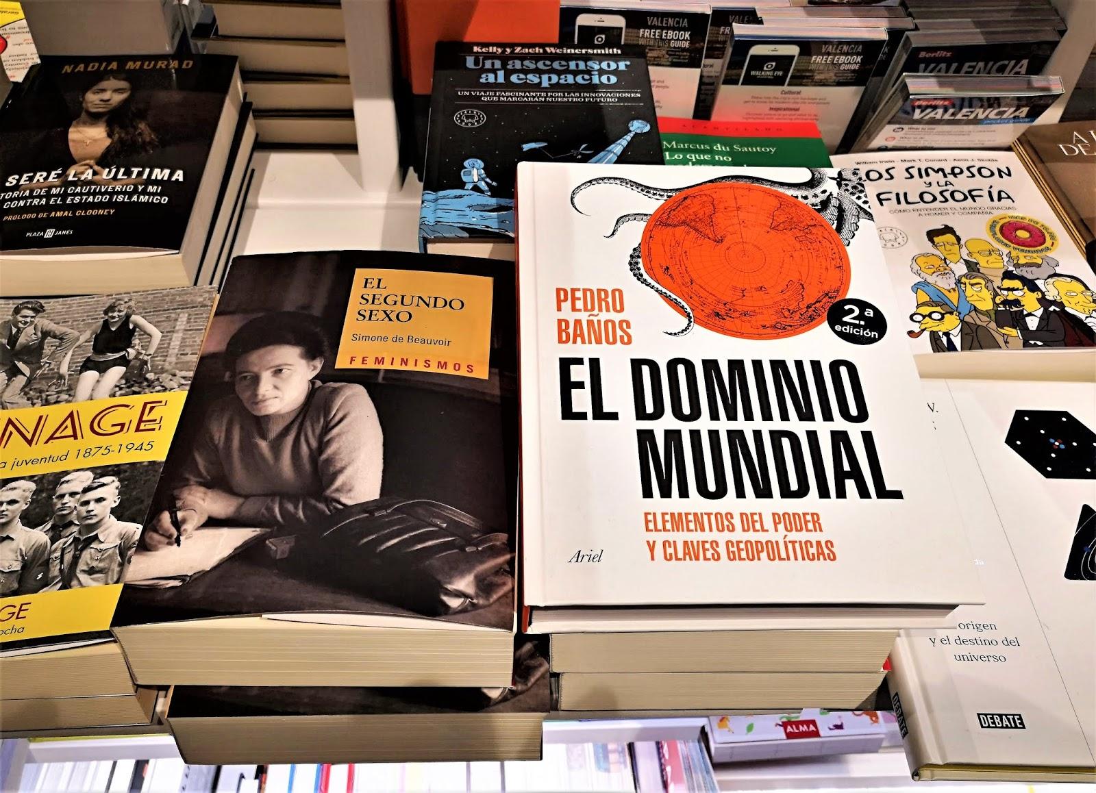 Pedro Baños, coronel del ejército español y autor de 'El Dominio Mundial'