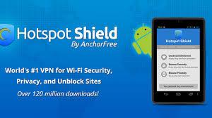 اليكم العملاق هوت سبوت Hotspot Shield VPN 5.20.18 كامل برابط مباشر