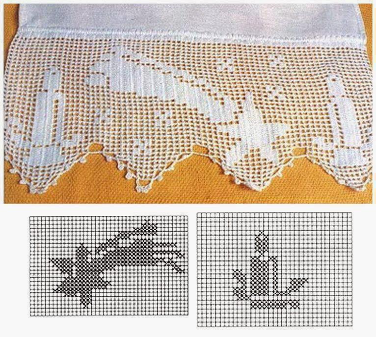 patrones-puntilla-navideña-crochet
