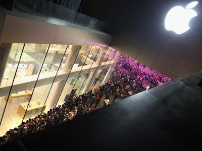 title='Beijing Apple store'