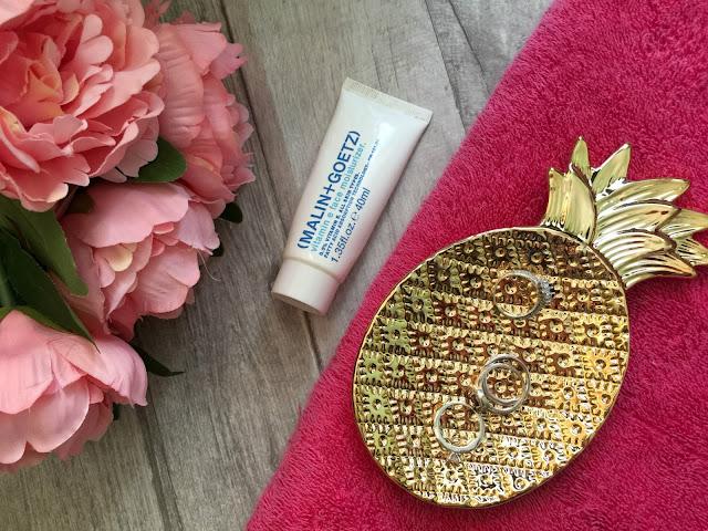 spring skincare routine malin +goetz face moisturiser