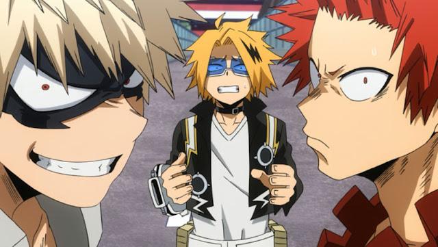 Download Video Anime Boku no Hero Academia Season 3 Episode 18 Subtitle Indonesia Terbaru