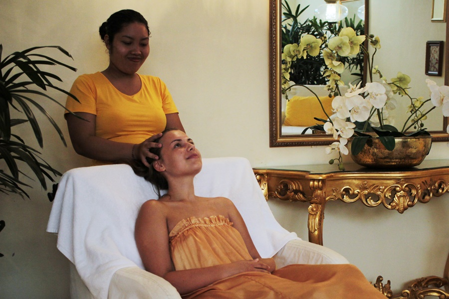 spa treatment bali