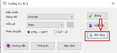 Phần mềm kê khai thuế HTKK3.4.2 - Hướng dẫn gõ Tiếng Việt trên HTKK3.4.2