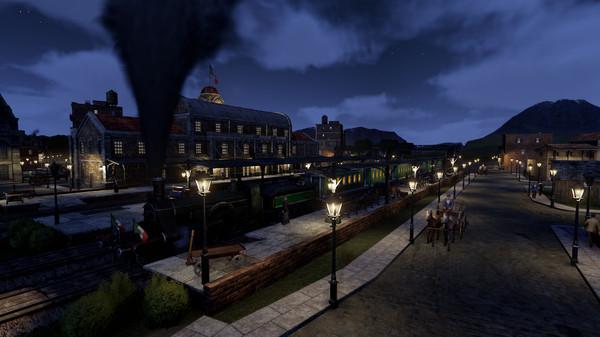 Railway Empire Mexico PC Game
