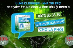 AoE Việt Trung 2021: Lời cảm ơn dành cho những đơn vị đồng hành đầy nhiệt huyết!