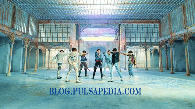Video Musik BTS Lagu 'Faxe Love' Dari Album 'Love Yourself: Tear'