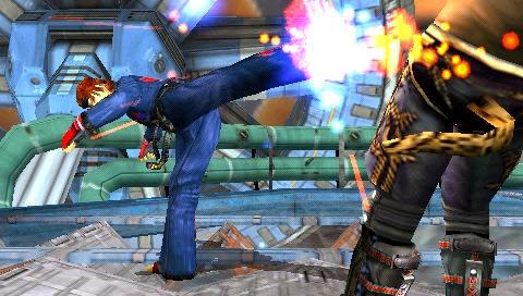 Summary -> Tekken Dark Resurrection Uartisan Rom Hustler