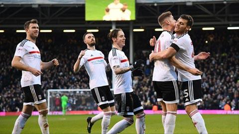 Câu lạc bộ Fulham hoạt động tích cực trong thị trường chuyển nhượng.