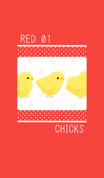Chicks/Red 01