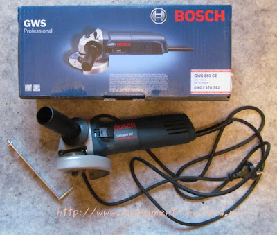 болгарка  Bosch GWS 850CE