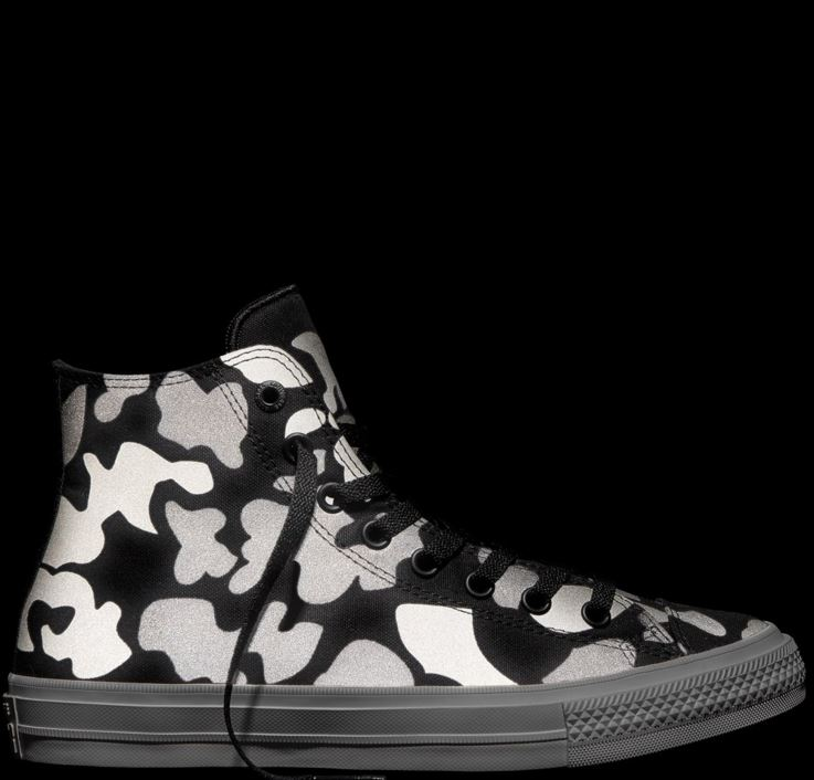 e50ad6c94315 Here is a look at the brand new Converse Chuck Taylor 2 All Star Reflective  Camo Sneaker available now HERE