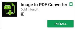Download image to pdf converter app