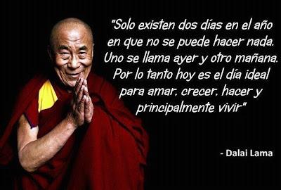 Pensamientos del dalai lama