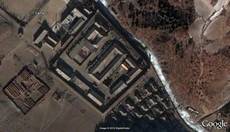 Google Earth Corea del Norte Blog de Marketing Online y Creatividad