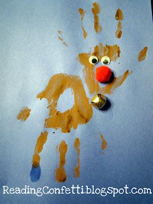 Lavoretti Di Natale Con Le Impronte Delle Mani.Lavoretti Natalizi Per La Scuola Dell Infanzia
