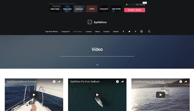 Situs Terbaik Download Video Stock Footage Gratis