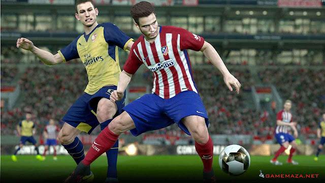Pro Evolution Soccer (PES) 2017 Gameplay Screenshot 6