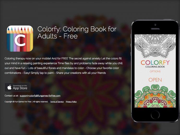 Muito Mais Que Moda Aplicativo Para Colorir